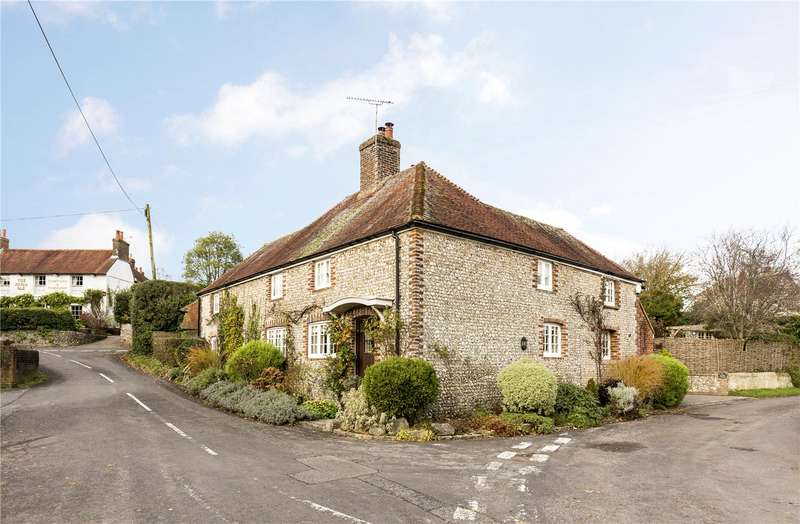 3 Bedrooms Detached House for sale in Lower Road, East Lavant, Chichester, West Sussex, PO18