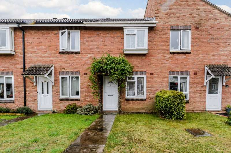 2 Bedrooms Terraced House for sale in Larchfield Close, Frome, BA11 2UG