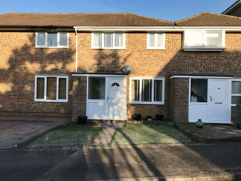 3 Bedrooms Terraced House for sale in Hallsfield - Cricklade - Swindon - SN6