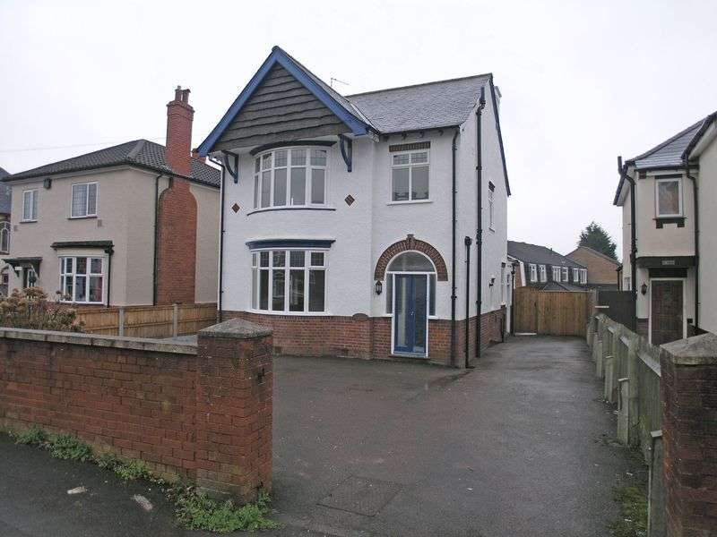3 Bedrooms Detached House for sale in QUARRY BANK, Old High Street