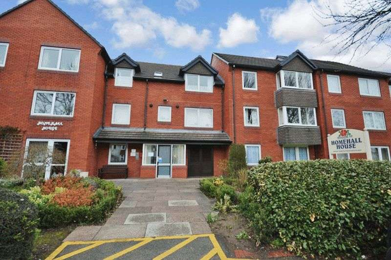 2 Bedrooms Retirement Property for sale in Homehall House, Sutton Coldfield, B72 1RD