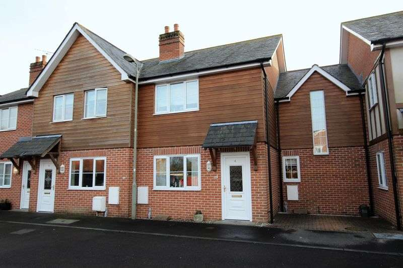 2 Bedrooms Terraced House for sale in Charlton Road, Wantage