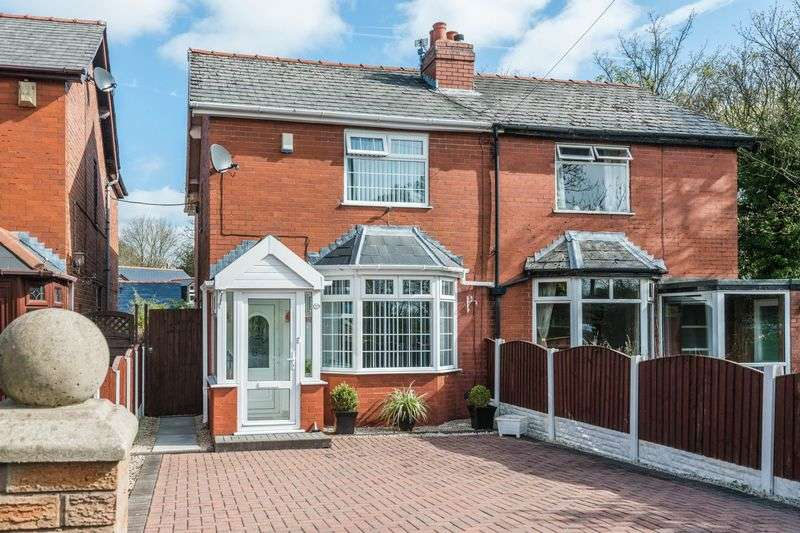 2 Bedrooms Semi Detached House for sale in Dickets Lane, Lathom
