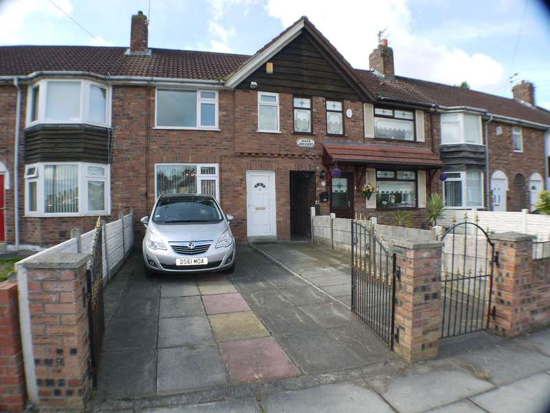 3 Bedrooms Terraced House for sale in Drake Crescent, Liverpool, L10