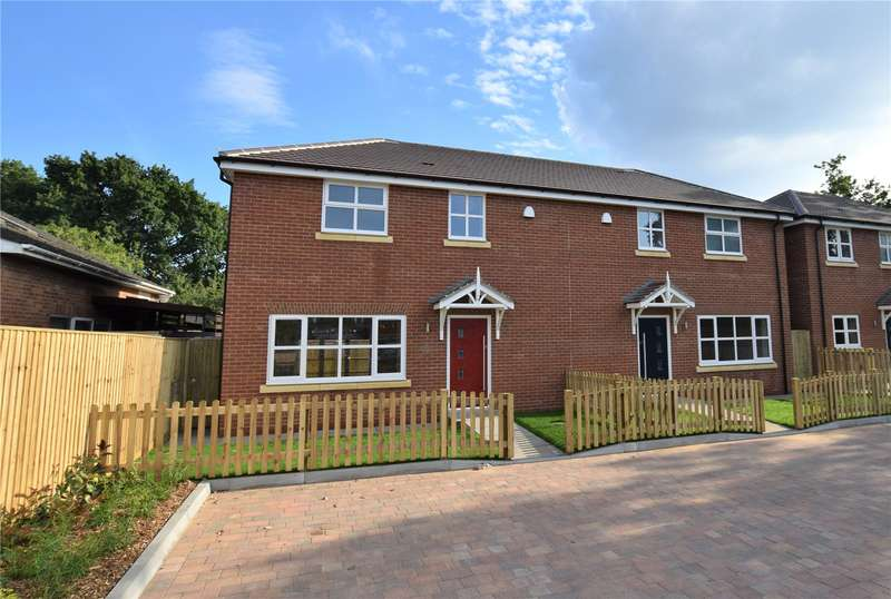 2 Bedrooms Semi Detached House for sale in Clayhill Road, Burghfield Common, Reading, Berkshire, RG7