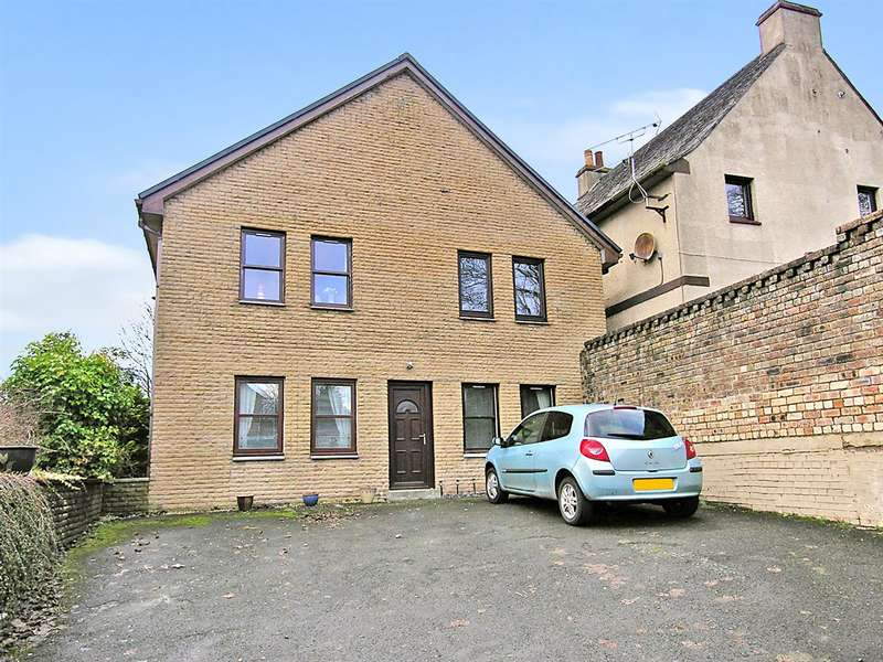 1 Bedroom Flat for sale in Ashcroft House, 80A Falkirk Road, Larbert