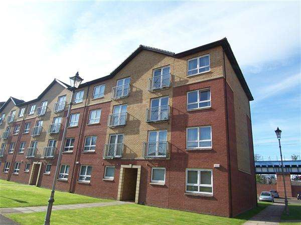 2 Bedrooms Flat for rent in Ferry Road, Glasgow