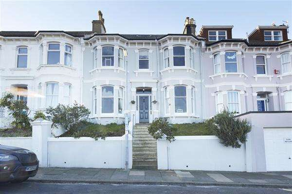 6 Bedrooms House for sale in Park View Terrace, Stanford Road, Brighton