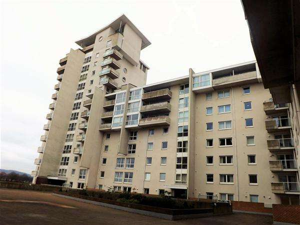 1 Bedroom Apartment Flat for sale in Hansen Court, Heol Glan Rheidol, Cardiff Bay