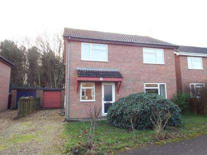 4 Bedrooms Detached House for sale in South Wootton, Kings Lynn, Norfolk