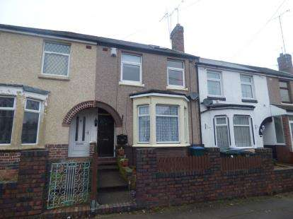 4 Bedrooms Terraced House for sale in Lavender Avenue, Coventry, West Midlands