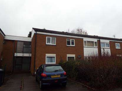 2 Bedrooms Flat for sale in Berkeley Road, Birmingham, West Midlands