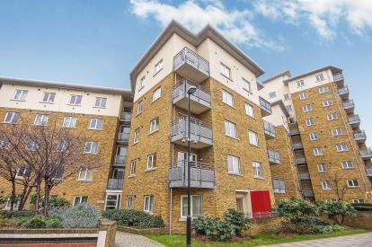 1 Bedroom Flat for sale in 5 Pancras Way, Bow, London