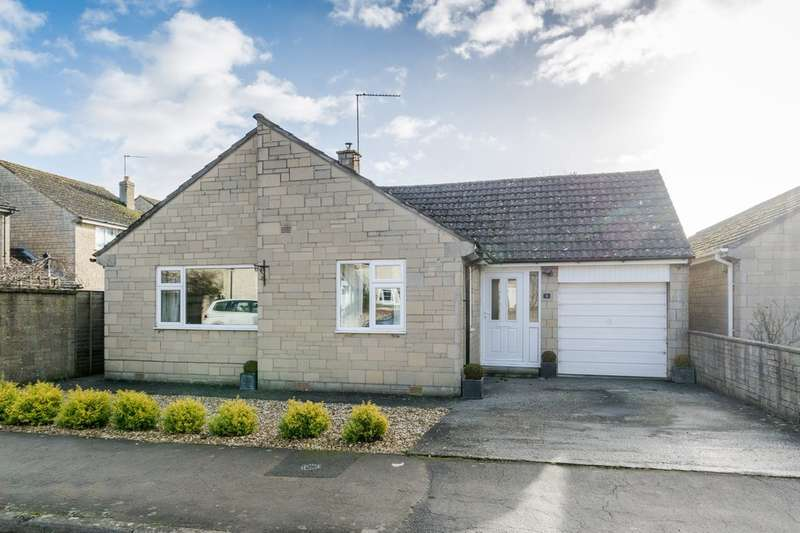 2 Bedrooms Detached Bungalow for sale in Sherston, Malmesbury