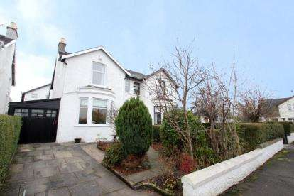 3 Bedrooms Semi Detached House for sale in Endrick Drive, Paisley, Renfrewshire