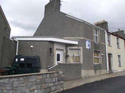 2 Bedrooms End Of Terrace House for sale in Trefor, Caernarfon, Gwynedd, LL54