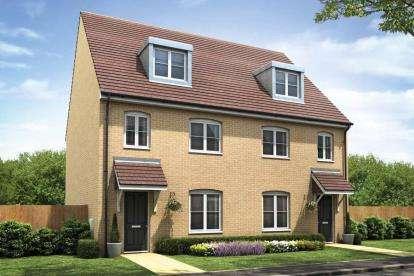 3 Bedrooms Semi Detached House for sale in Milton Keynes, Buckinghamshire