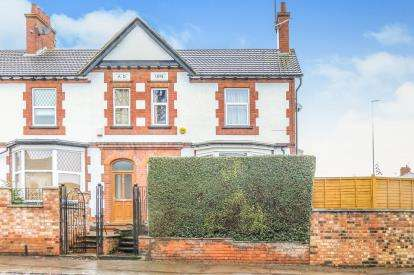 3 Bedrooms Semi Detached House for sale in Midland Road, Wellingborough, Northamptonshire, England