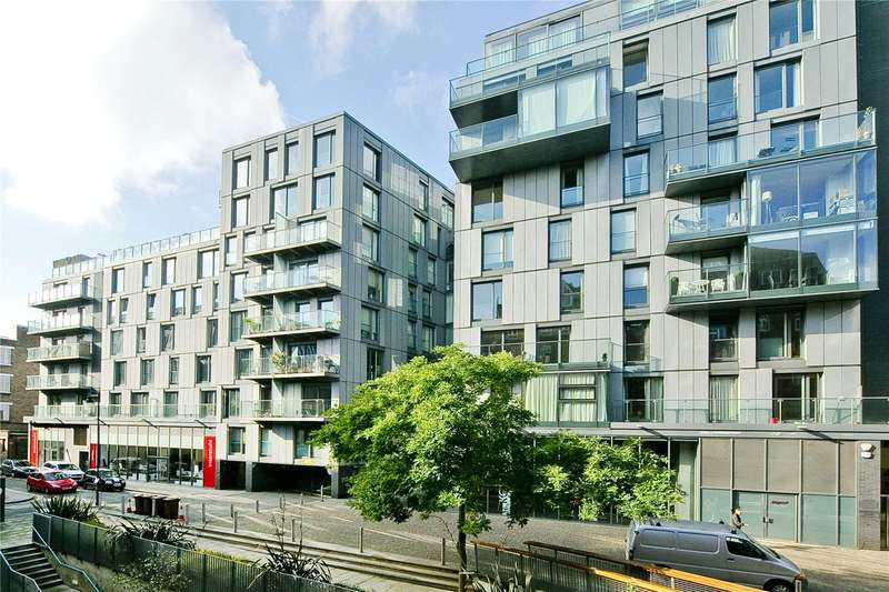2 Bedrooms Flat for sale in Brewhouse Yard, Clerkenwell, EC1V