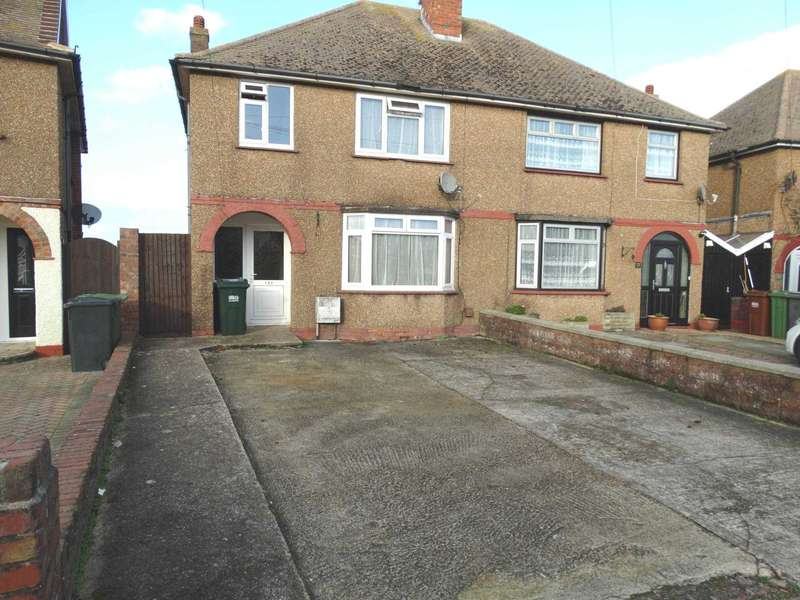 3 Bedrooms Semi Detached House for sale in Northbourne Road, Eastbourne