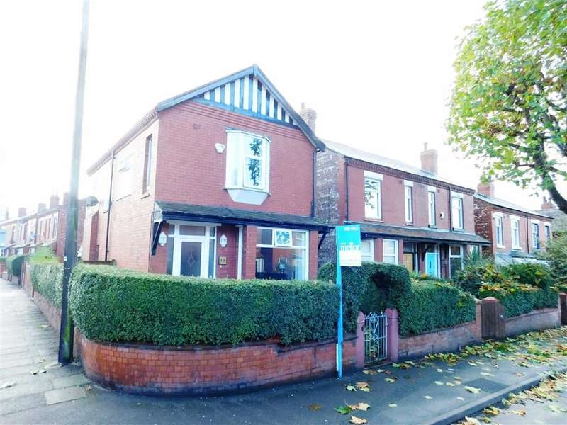 3 Bedrooms Detached House for sale in Avondale Road, Edgeley, Stockport