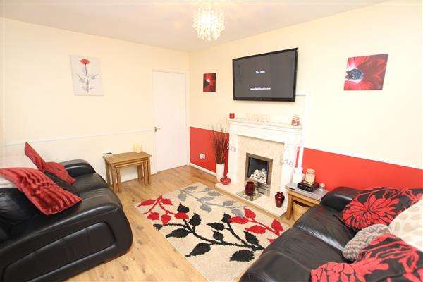 2 Bedrooms Town House for sale in Kendrick Street, Longton, Stoke-on-Trent