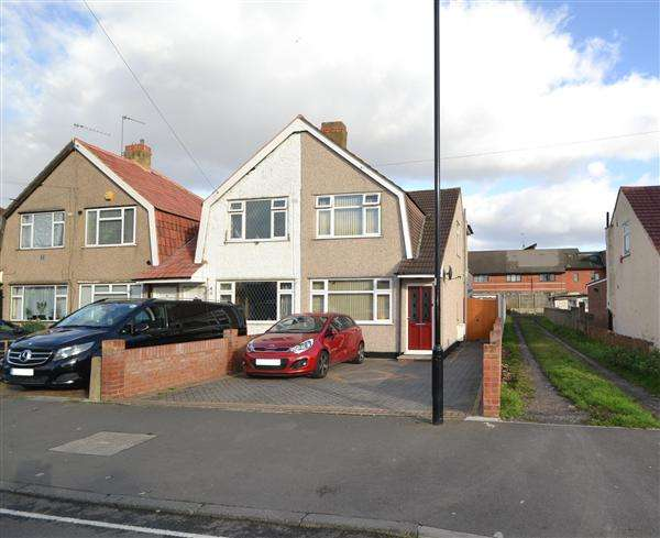 2 Bedrooms End Of Terrace House for sale in East Road, Bedfont