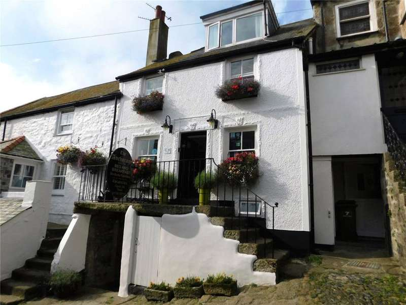 4 Bedrooms Commercial Property for sale in Bunkers Hill, St Ives, Cornwall