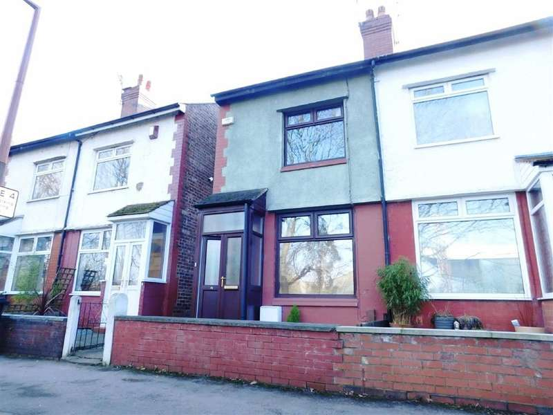 2 Bedrooms Property for sale in Moscow Road East, Edgeley, Stockport