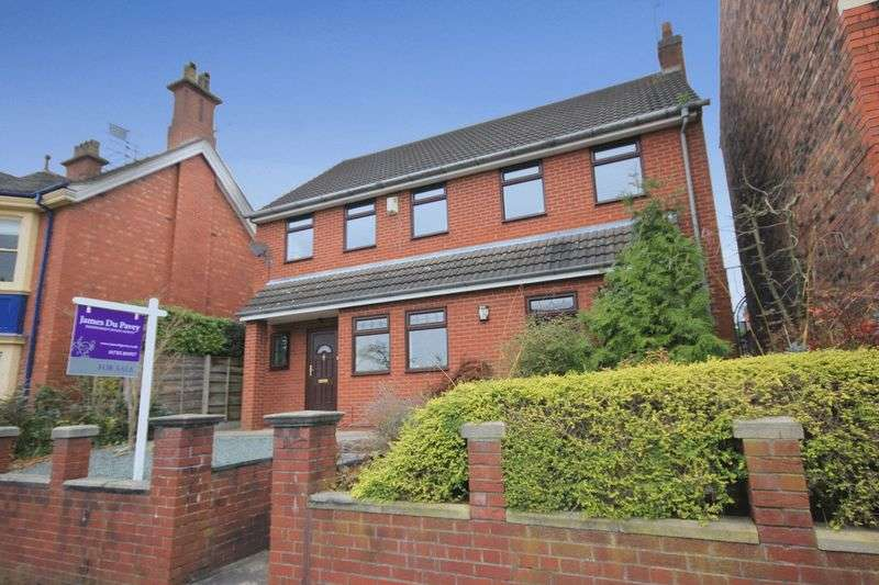 4 Bedrooms Detached House for sale in Northesk Street, Stone