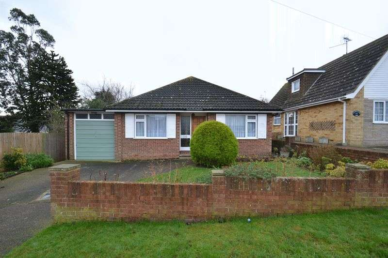 2 Bedrooms Detached Bungalow for sale in Cliff Gardens, Minster
