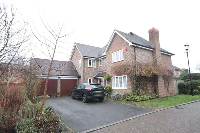 5 Bedrooms Detached House for sale in YARNTON