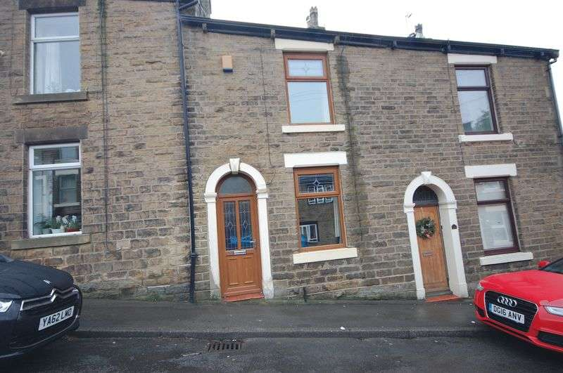 2 Bedrooms Terraced House for sale in Whitfield Cross, Glossop