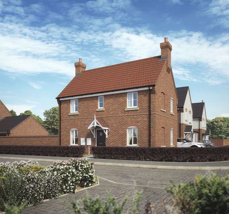 3 Bedrooms Detached House for sale in Plot 14, New Street, Measham