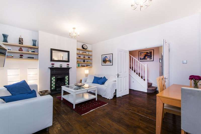 4 Bedrooms Semi Detached House for sale in Elsinore Road, Forest Hill, SE23