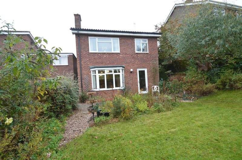 3 Bedrooms Detached House for sale in Cranham Close, Headless Cross