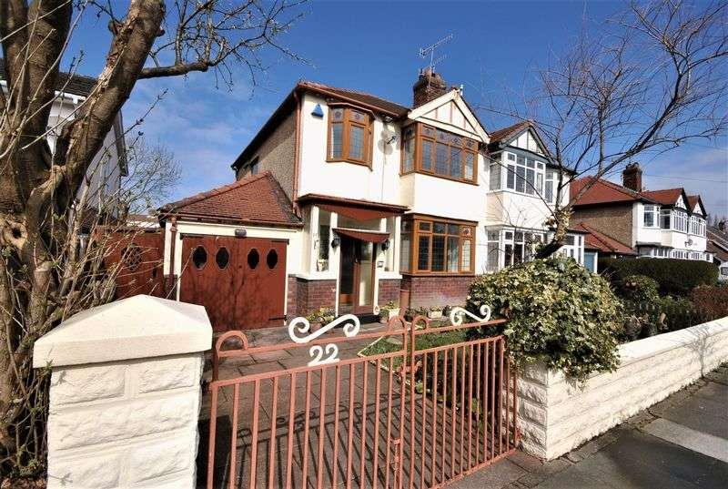3 Bedrooms Semi Detached House for sale in Oakland Drive, Upton