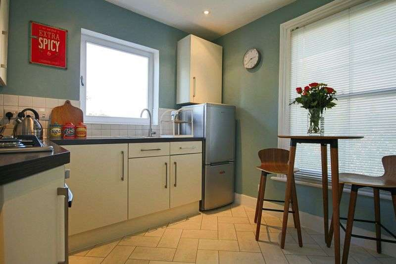 1 Bedroom Flat for sale in Muswell Hill N10