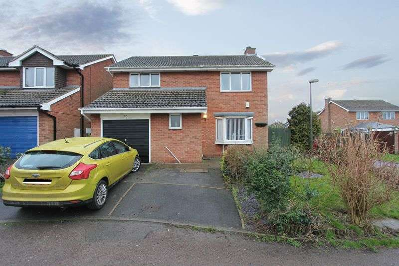 4 Bedrooms Detached House for sale in Queen Elizabeth Way, Barton-Upon-Humber