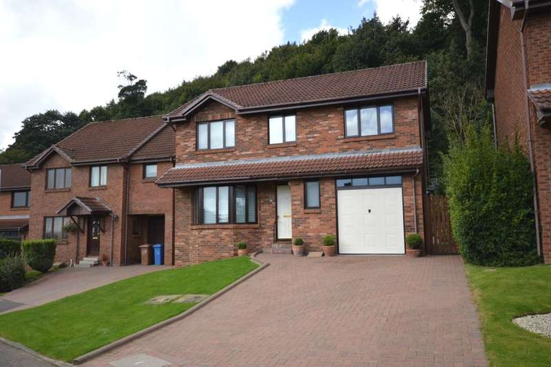 4 Bedrooms Detached House for sale in Granton View, Dalgety Bay, Dunfermline, KY11