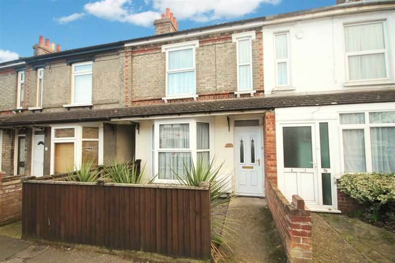 2 Bedrooms Terraced House for sale in Richmond Road, Ipswich