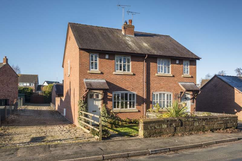 2 Bedrooms House for sale in 2 bedroom House Semi Detached in Tarvin