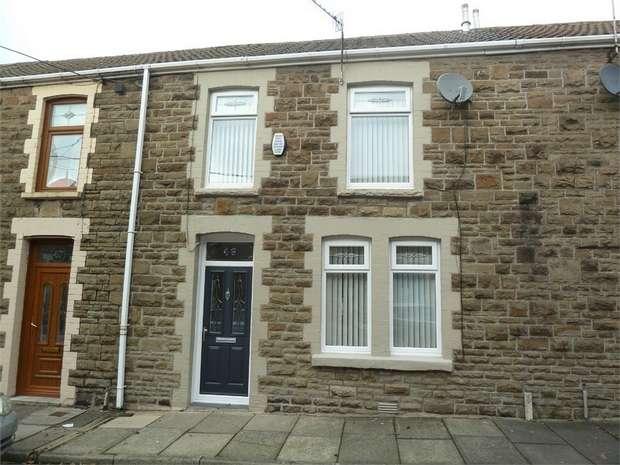3 Bedrooms Terraced House for sale in Wesley Street, Caerau, Maesteg, Mid Glamorgan