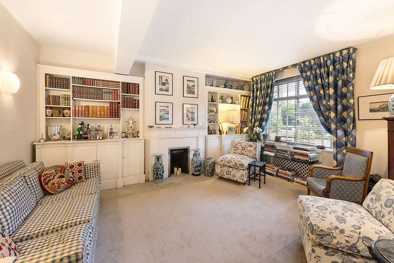 4 Bedrooms Maisonette Flat for sale in Shrewsbury House, 42 Cheyne Walk, London, SW3
