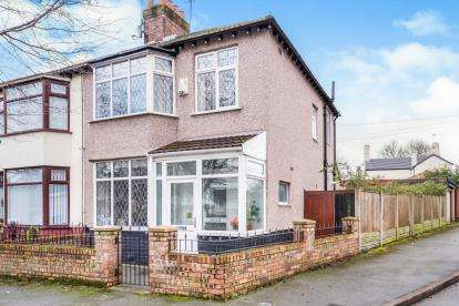 3 Bedrooms Semi Detached House for sale in Lance Grove, Wavertree, Liverpool, Merseyside, L15