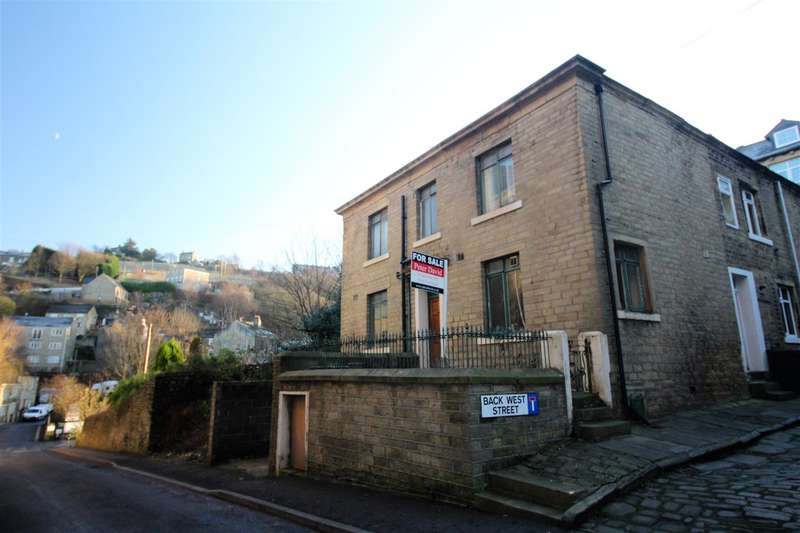 2 Bedrooms End Of Terrace House for sale in Bridge Street, Sowerby Bridge, Sowerby Bridge