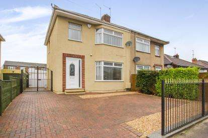 3 Bedrooms Semi Detached House for sale in Gloucester Road, Patchway, Bristol, Gloucestershire