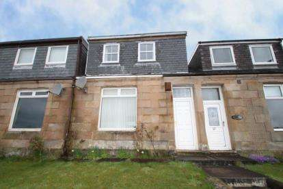 2 Bedrooms Terraced House for sale in Station Road, Netherburn, Larkhall, South Lanarkshire