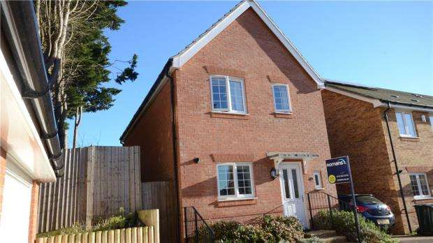 3 Bedrooms Link Detached House for sale in George Palmer Close, Reading, Berkshire