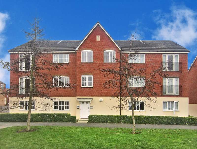 1 Bedroom Flat for sale in Cromford Court, Grantham, NG31